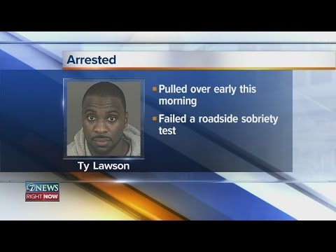 Nuggets' Ty Lawson accused of DUI, speeding