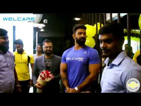 GYMSQUARE GYM OPENING AT CHENNAI | WELCARE FITNESS