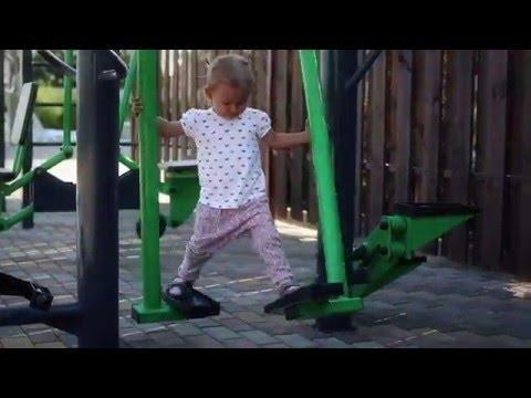Семейное видео об отдыхе в Гостевой доме  Тихий Берег