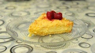 Творожный пирог (простой и легкий рецепт)