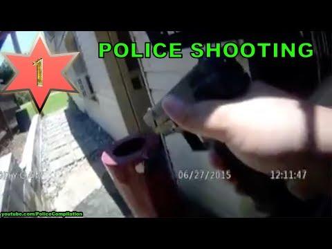 Police shooting criminals, part 1