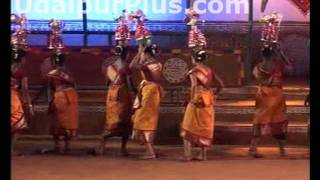 Tamilnadu Folk Dance Karagam