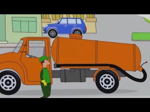Traktor bajka Bajki dla dzieci po polsku  - Traktory bajki  - bajki dla dzieci disneya po polsku