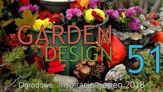GARDEN DESIGN (51) - Dąbki wieloletnie mrozoodporne. Grzyby w ogrodzie.