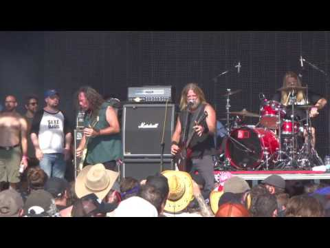 Corrosion of Conformity - Vote with a Bullet (Rockfest 2016)