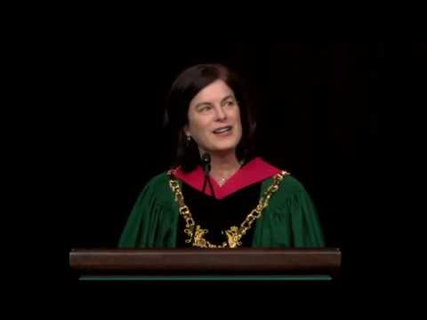 Charter Day 2020: President Rowe's remarks