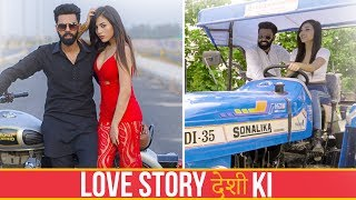 True Love Story of Desi Guy |  Desi People | Dheeraj Dixit Karamjale