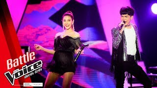 แอมมี่ VS เต๋า - ผีเสื้อราตรี - Battle - The Voice Thailand 2018 - 4 Feb 2019