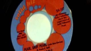 pearl, baby pearl (latin boo-ga-loo) - benny poole - solid hit 1967