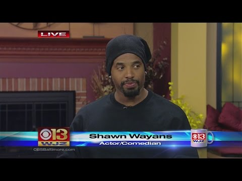 Coffee With: Shawn Wayans