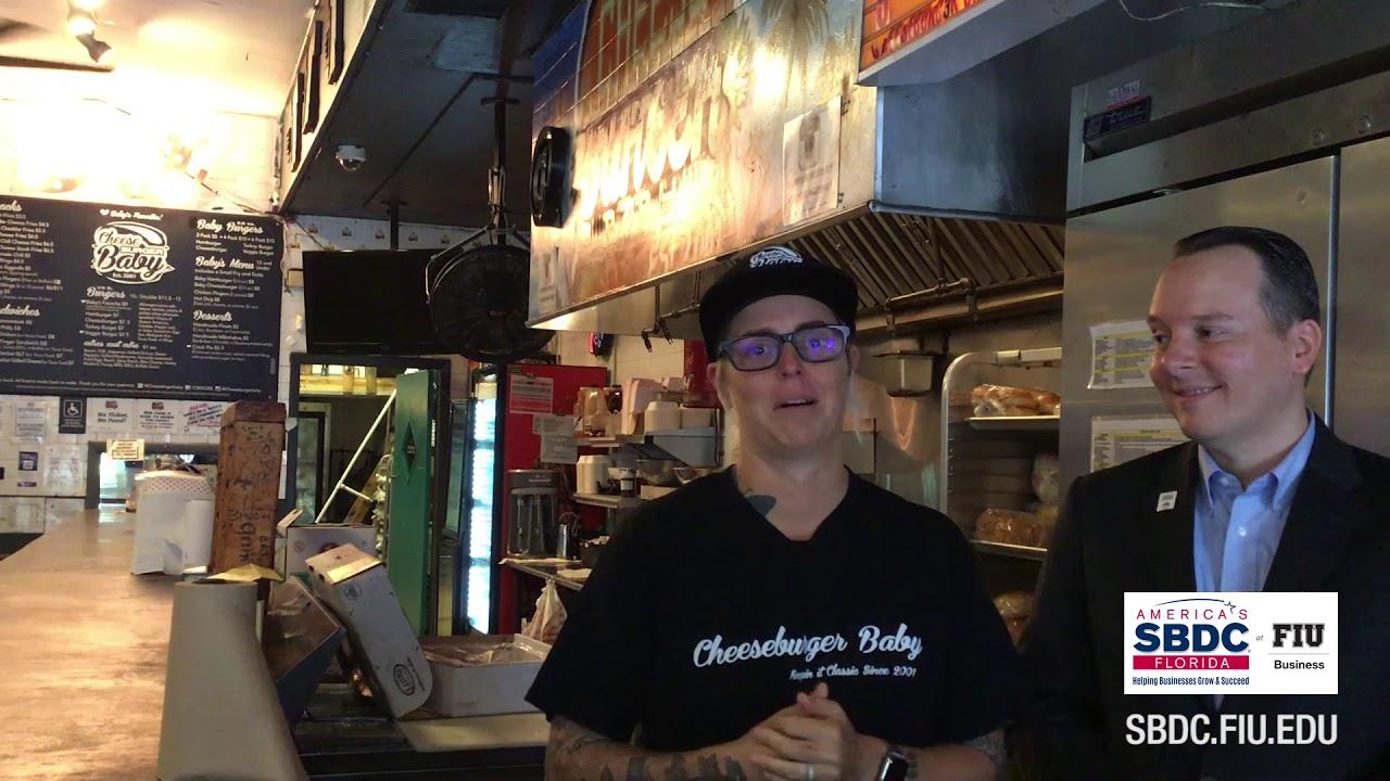 Cheeseburger Baby: A Florida SBDC at FIU Success Story