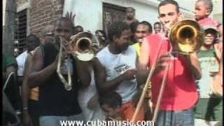 "SUR CARIBE y RICARDO LEYVA ""Anoranza por la Conga"" - Conga Cubana"
