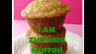 Zucchini Muffins (bread) Recipe