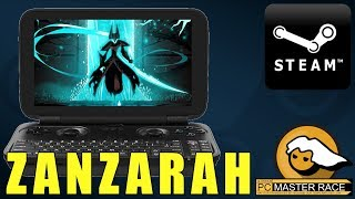 ZANZARAH (PC) [1129] GAMEPLAY _GPD WIN_