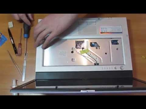 Разборка и чистка Samsung R40 Cleaning and Disassemble Samsung R40