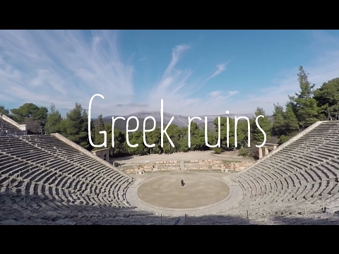 Amphitheatres, limestone marbles and the Sunken City