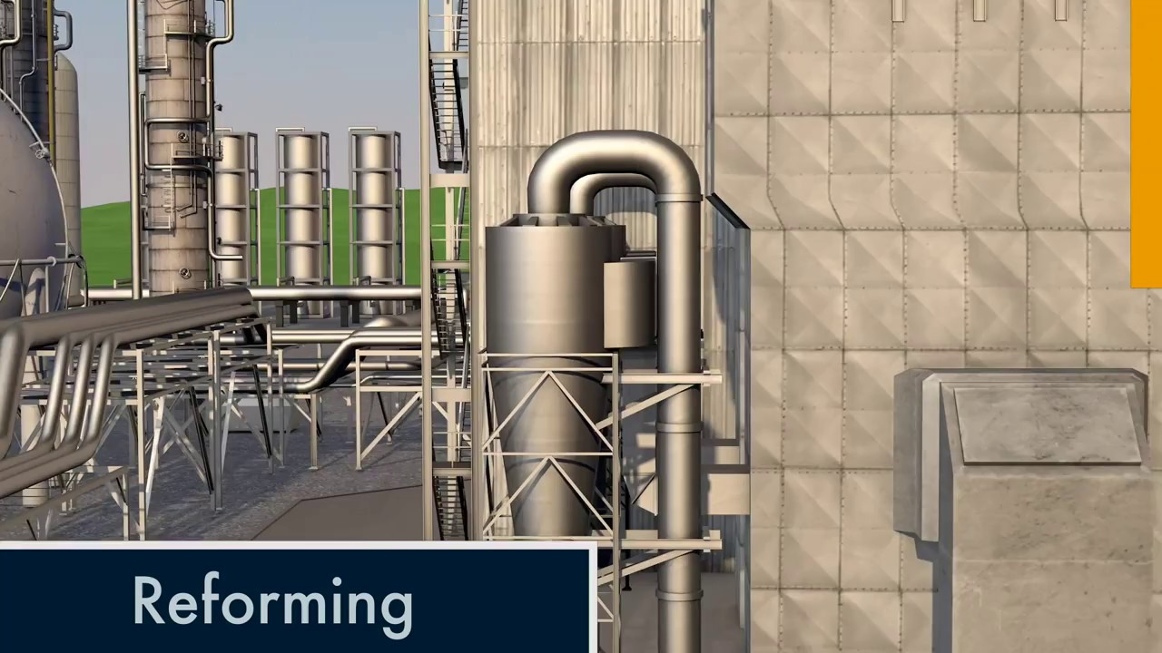 Refinery Processes: Reforming