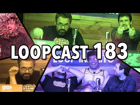 "LOOPCAST 183! O NOVO ""GOOGLE GLASS"", HOMEPOD, FALCON HEAVY E MAIS!"