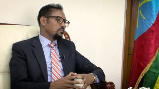 ethiopian reporter tv   interview with dr arkebe oqubay   minister and special advisor to the pm