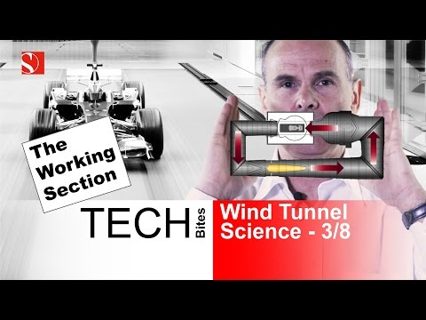 The Working Section - F1 Wind Tunnel Explained 3/8 - Sauber F1 Team