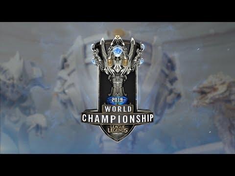 Stream: LoL Esports - Groups Day 7 | 2019 World Championship