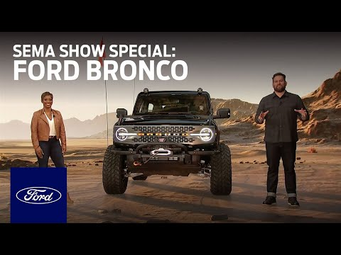 Ford Auto Nights: SEMA Show Special - Bronco   Ford