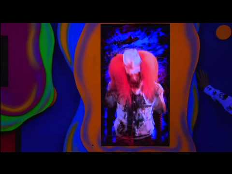 Haunted House Clown Themed CGI Digital Animation FX