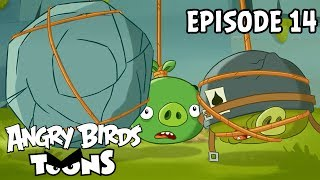Angry Birds Toons | Dopeys On A Rope - S1 Ep14