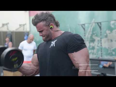 Calum von Moger (AU)  - Beast Workout Motivation