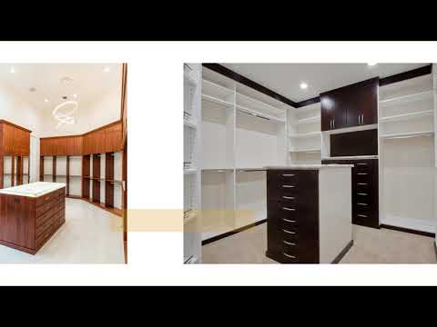 Jl Custom Closets Miami Explaining The Closet Design Process Youtube