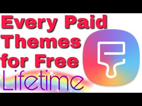 Get Paid Themes Free for Lifetime 102% Working Trick(NO ROOT