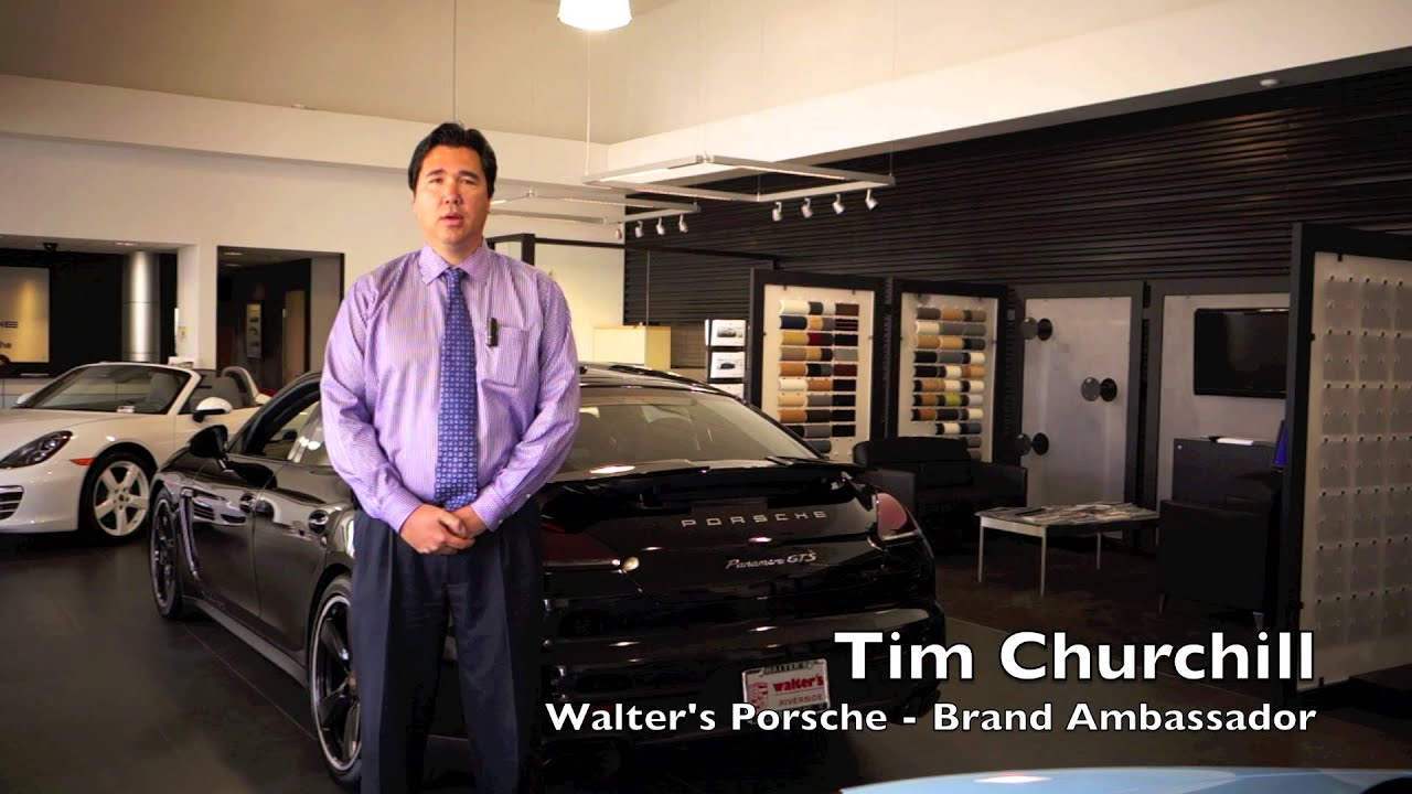 walter s porsche los angeles porsche dealer youtube