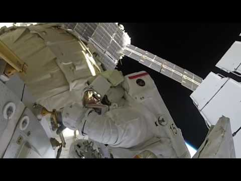 Unplanned Spacewalk Given Green Light to Replace Failed Device | Video
