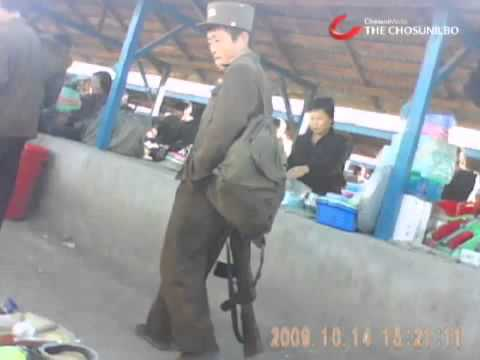 Clip | North Korea Before/After the 2010 Currency Reform at Onsung Market
