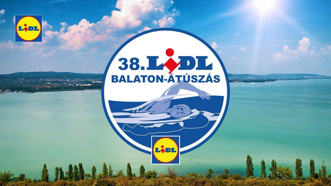 38. Lidl Balaton-átúszás - 2020 | Lidl