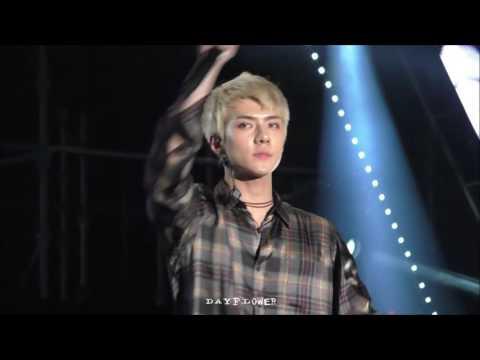 161009 2016 ASIA SONG FESTIVAL 'Heaven' SEHUN Focus