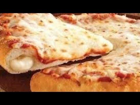 ستافت كراست عجينة بان بيتزا هت