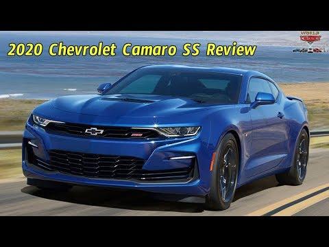 2020 Chevy Camaro SS || 2020 Chevrolet Camaro Full Review