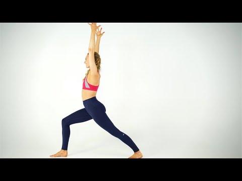 How To Do Warrior I Pose (Virabhadrasana 1) | YOGA POSE BREAKDOWN