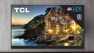 The Best Bang For Your Buck 4K HDR Smart Gaming TV | TCL P-Series