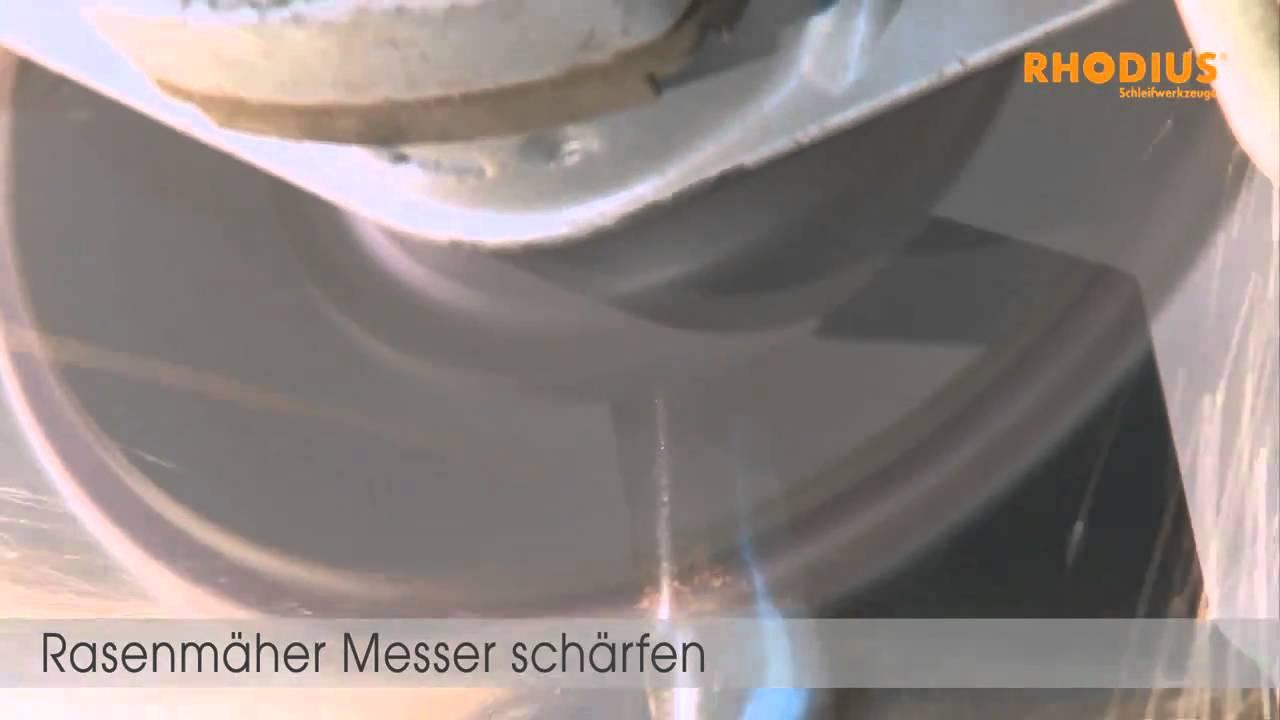 Häufig Schärfen von Rasenmäher-Messer: BRAINTOOLS LSZ F VISION VA83