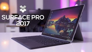 The 2017 Microsoft Surface Pro is a thin, light, portable and power...