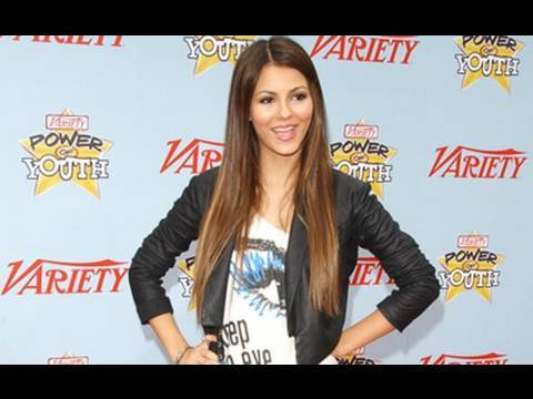 Victoria Justice : Variety's Power of Youth 2009