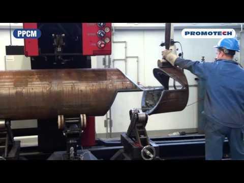 PPCM 3D Pipe Cutting Machine