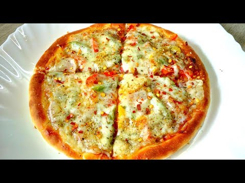 Cooking Tips: Quick n Easy Homemade Pizza