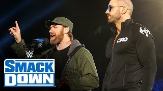 Sami Zayn & Cesaro stage protest concert against Elias and Braun Strowman: SmackDown, Feb. 14, 2020