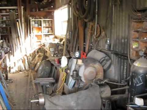 Junk yard nirvana - a visit to my favourite scrap yard