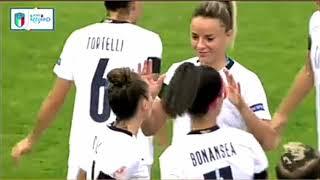 Bosnia Italia femminile