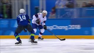 SLOVENIA vs NORWAY, 1\8, Olympics Game 2018