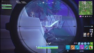 Fortnite 4 EPICA REAL VITTORY With three to live